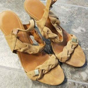 Shoes - Calvin Klein scrappy sandals